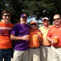 My Gameday Experience at Clemson