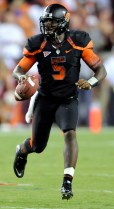 The Hokies sported these Nike jersey's in a 2010 Labor Day Showdown with Boise State