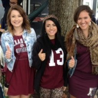 My Gameday Experience in College Station - The 12th Man and Johnny Football Deliver