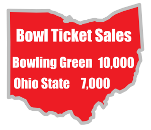 bowl ticket sales