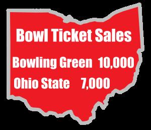 bowl ticket sales