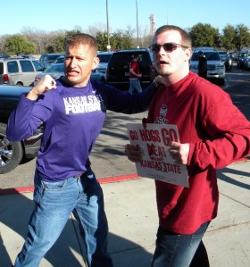 Standing up for KSU and the Coach Snyder