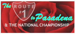 Last season, the BCS National Championship Game was held in Pasadena.   Paying homage to Route 66, our blog was The Route to Pasadena