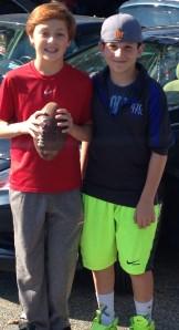 Future Crab Bowl players
