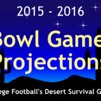 Updated Bowl Projections - November 2, 2015