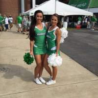 "Gameday in Huntington, ""We are Marshall"""