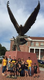 The Golden Eagles are kind of big around here.