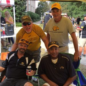 Tailgating at Southern Miss