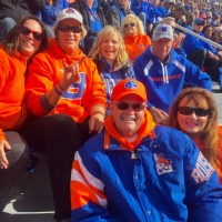 My Gameday Experience at Boise State . . . I'm Seeing the Blues